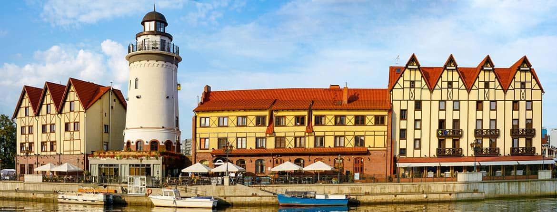 Visum für Kaliningrad beantragen