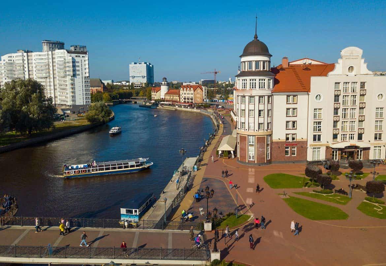 Urlaub Kaliningrad Visum